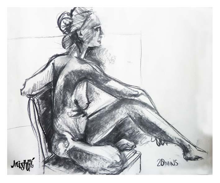20 minute sketch